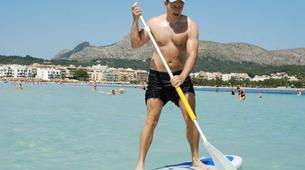 Stand up Paddle-Mallorca-SUP full rentals in Alcudia, Mallorca-3