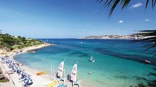 Sailing-Malta-Sailing course in Mellieha Bay, Malta-4