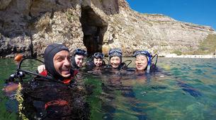 Scuba Diving-Malta-PADI Scuba Diver course in Exiles Bay, Malta-6