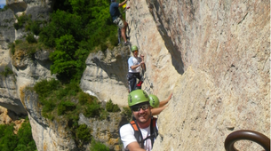 Via Ferrata-Cevennes National Park-Via Ferrata of Liaucous in Cevennes National Park-2