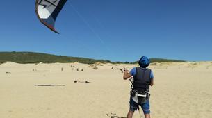 Kitesurfing-Lisbon-Kitesurf experience in Lisbon-1