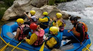 Rafting-Kalamata-Rafting excursion down the Lousios river-3