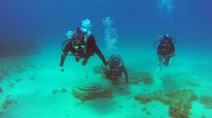Scuba Diving-Malta-PADI Scuba Diver course in Exiles Bay, Malta-2