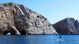 Stand up Paddle-Girona-SUP excursion in l'Estartit, Girona-2