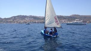 Sailing-Malta-Sailing course in Mellieha Bay, Malta-3