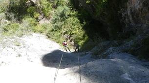Abseiling-Gorges du Tarn-Abseiling in Gorges du Tarn, Cevennes National Park-5