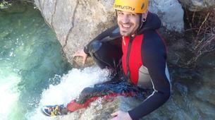 Canyoning-Alicante-Canyoning Barranco del Mela in Alicante-4