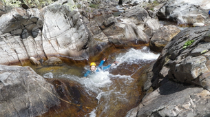 Canyoning-Cevennes National Park-Aquatic excursion in Cevennes National Park-3