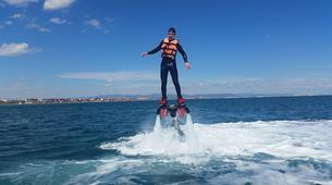 Flyboard / Hoverboard-Valencia-Flyboard sessions in Marina Real in Valencia-6
