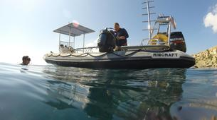 Scuba Diving-Malta-PADI Discover Scuba Diving course in Mellieha Bay, Malta-4