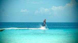 Flyboard / Hoverboard-Zanzibar-Flyboarding session in Kendwa, Zanzibar-5