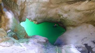 Canyoning-Heraklion-Canyon des Gorges de Portela, Sud de la Crète-5