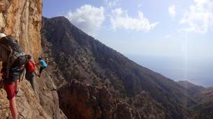 Via Ferrata-Heraklion-Via Ferrata à Kofinas, dans le Sud de la Crète-6