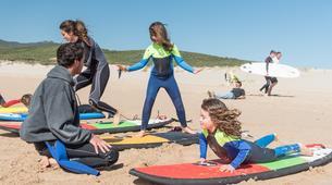 Surfing-Lisbon-Surf lessons in Cascais near Lisbon-1