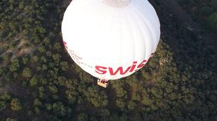 Hot Air Ballooning-Madrid-Hot air balloon flights in Segovia, near Madrid-4