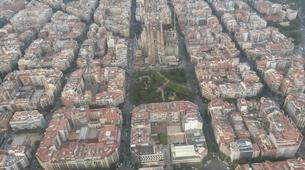 Helicopter-Barcelona-Scenic helicopter flights over Barcelona-10