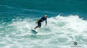 Surf-Peniche-Surfing lessons in Praia da Areia Branca near Peniche-1