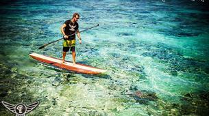 Stand Up Paddle-Zanzibar-Stand up paddle session in Paje, Zanzibar-4