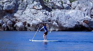 Stand up Paddle-Girona-SUP excursion in l'Estartit, Girona-3