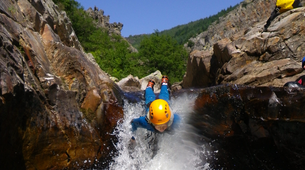 Canyoning-Cevennes National Park-Aquatic excursion in Cevennes National Park-4