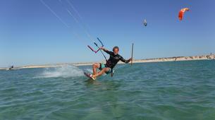 Kitesurfing-Ria Formosa-Kitesurfing lesson and courses in Ria Formosa near Faro-1
