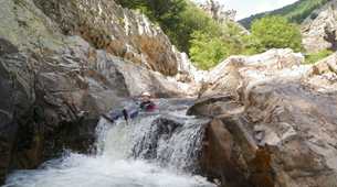 Canyoning-Cevennes National Park-Aquatic excursion in Cevennes National Park-1
