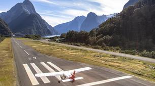 Scenic Flights-Queenstown-Milford Sound hike & flight from Queenstown-9