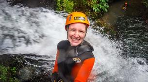 Canyoning-São Miguel-Canyoning the Ribeira dos Caldeiroes in Sao Miguel-4
