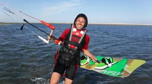 Kitesurfing-Ria Formosa-Kitesurfing lesson and courses in Ria Formosa near Faro-5