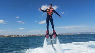 Flyboard / Hoverboard-Valencia-Flyboard sessions in Marina Real in Valencia-1