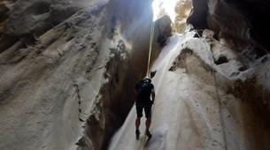 Canyoning-Heraklion-Canyon des Gorges de Portela, Sud de la Crète-3