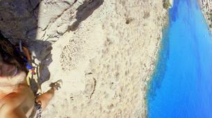 Rock climbing-Heraklion-Session d'Escalade aux Gorges d'Agio Farago, Sud de la Crète-3