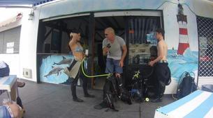 Scuba Diving-Costa Adeje, Tenerife-Try dive in Costa Adeje, Tenerife-2
