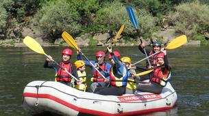 Rafting-Peneda-Gerês National Park-Rafting excursion on the Rio Minho near Peneda-Gerês National Park-4