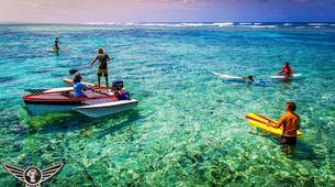 Stand Up Paddle-Zanzibar-Stand up paddle session in Paje, Zanzibar-3