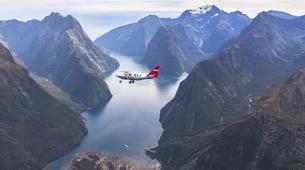 Scenic Flights-Queenstown-Milford Sound scenic flight from Queenstown-2