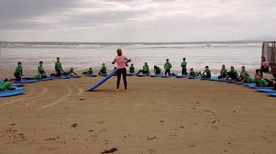 Surfing-Bundoran-Surf lessons in Bundoran, Donegal-3