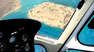 Helicopter tours-Santorini-Helicopter tours in Santorini-2
