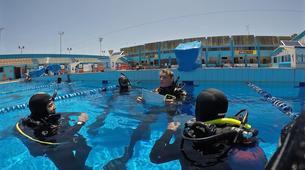 Scuba Diving-Malta-PADI Scuba Diver course in Exiles Bay, Malta-3