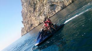 Jet Skiing-Denia-Jet ski excursions in Moraira near Denia-3