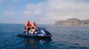 Jet Skiing-Denia-Jet ski excursions in Moraira near Denia-1
