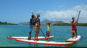 Stand Up Paddle-Cap Malheureux - Anse La Raie-Randonnée Stand Up Paddle sur la côte est de l'île Maurice-4