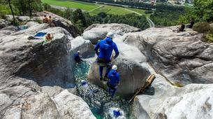Canyoning-Tessin-Boggera Canyon in Ticino-10