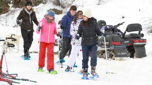 Snowshoeing-Province of Huesca-Snowshoeing excursions in Tena Valley, Huesca-5