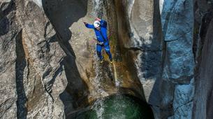Canyoning-Tessin-Boggera Canyon in Ticino-12
