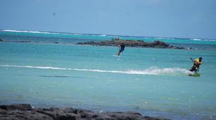 Kitesurf-Cap Malheureux - Anse La Raie-Cours de Kitesurf à l'île Maurice-2