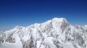 Helicoptère-Les Arcs, Paradiski-Vol en Hélicoptère au-dessus du Mont Blanc, Les Arcs-6
