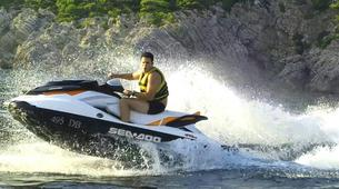 Jet Skiing-Dubrovnik-Jet ski rental on Sunj beach, Dubrovnik-4
