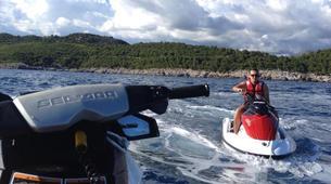 Jet Skiing-Dubrovnik-Jet ski rental on Sunj beach, Dubrovnik-5