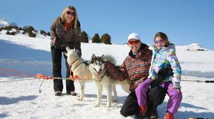 Dog sledding-Province of Huesca-Mushing excursions in Tena Valley, Huesca-9